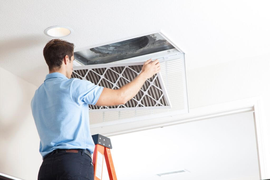 HVAC service Los Angeles
